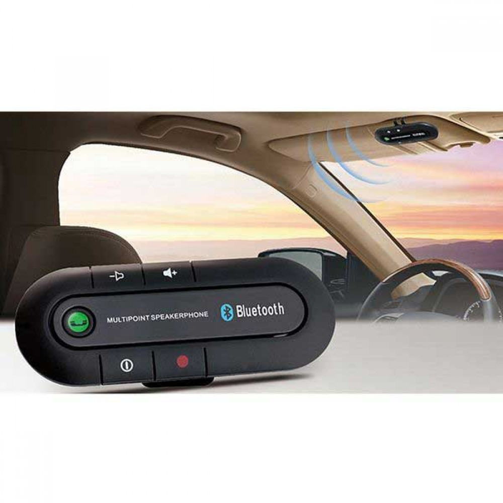 Bluetooth Car Kit handsfree STAR negru